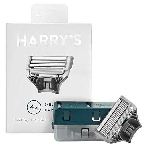 Harrys Rasierklingen, 1 Pack of 4
