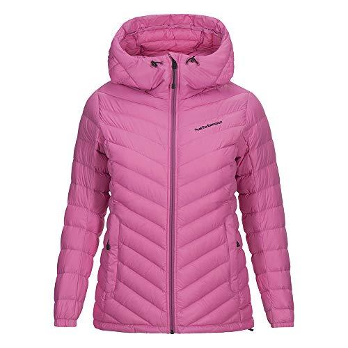 Peak Performance Damen Frost Jacket, Rosa (Leuchtend Pink), S