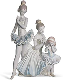 Lladro Porcelain Figurine Love for Ballet Limited Edition