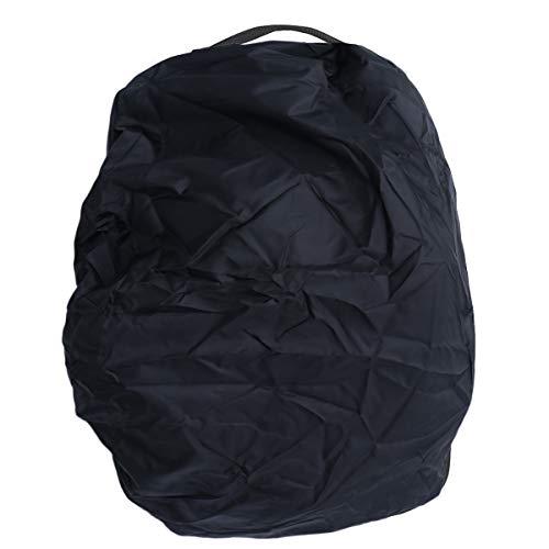 LEDMOMO 45L imperméable sac à dos de pluie (noir)