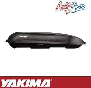 [YAKIMA 正規品] ロケットボックス プロ 14 ルーフボックス ブラック