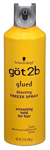 Price comparison product image Got 2B Glued Blasting Freeze Spray 12 Ounce (354ml) (2 Pack)
