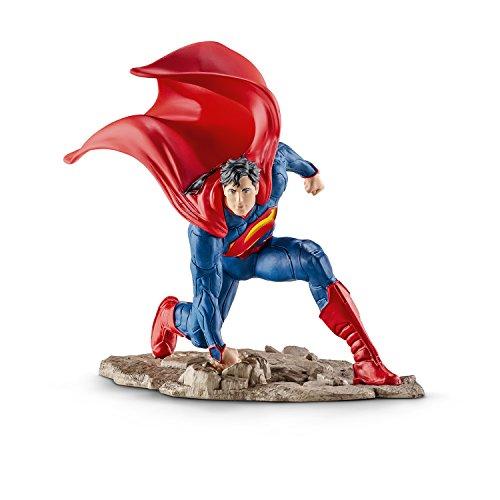 Schleich Marvel - Figura Superman Arrodillado