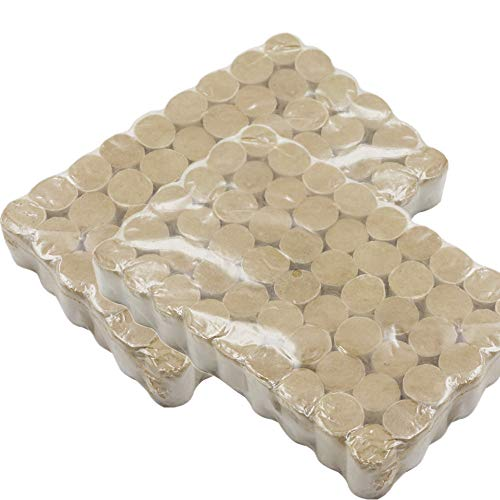 PROBEEALLYU Cartuchos de ahumador de Abeja, 108 Piezas de ahumador de Colmena de Abeja, Fumador de Apicultura, fumigación, Hierba Medicinal, Colmena de Humo, Herramienta de esterilización