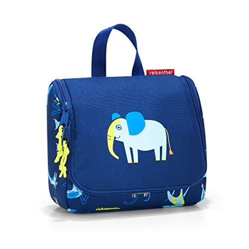 Reisenthel toiletbag S Kids ABC Friends Blue Trousse de Toilette 19 Centimeters 1.5 Bleu (ABC Friends Blue)