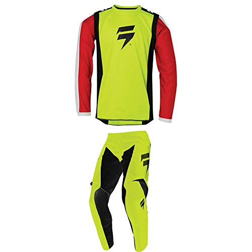 Shift Racing Youth Whit3 Race Jersey 2/Pants L,28