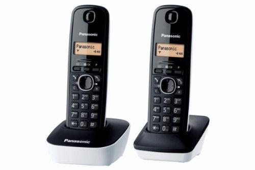 Panasonic KX-TG1612FRW -...