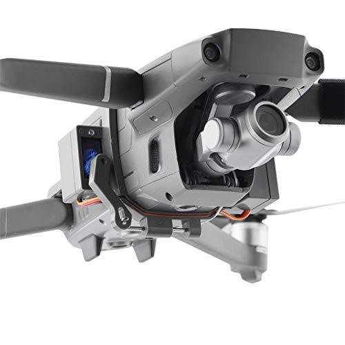 SHSH Airdrop Thrower Halterung für DJI Mavic 2 Pro/Zoom Drohne, Payload Delivery Thrower für DJI Mavic 2 PRO/Zoom Zubehör