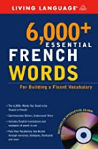 6,000+ Essential French Words with CD-ROM (Essential Vocabulary)