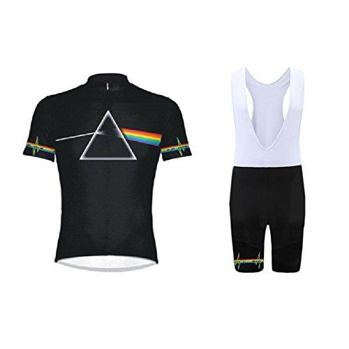 Uglyfrog Jersey Uomo Body Magliette + Salopette Sets Mountain Bike Manica Corta Camicia Top Abbigliamento Ciclismo Estate Style HIZD03