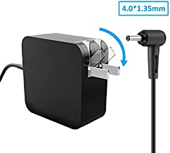 Laptop Charger 45W 19V 2.37A Slim AC Adapter for Asus Q302 Q302L Q302LA Q302U Q302UA Q303 Q303U Q303UA Q304 Q304U Q304UA Q503 Q503U Q503UA Q504 Q504U Q504UA Q553 Q553U Q553UB Laptop Asus Power Supply