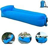 OXENDURE Aufblasbare Liege Luftsofa Hängematte - tragbar, wasserdicht Design-ideale Couch für...