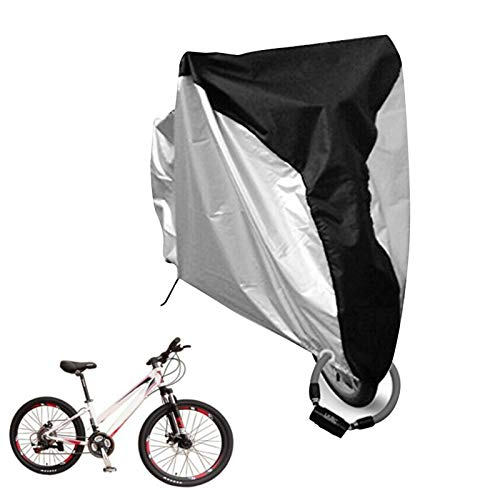 Stronrive Funda para Bicicleta, 190T Cubierta Impermeable para Bicicleta Protección UV Anti...