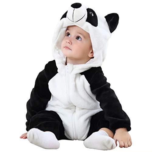 Baby Panda Costumes Unisex Toddler Onesie Pajamas...
