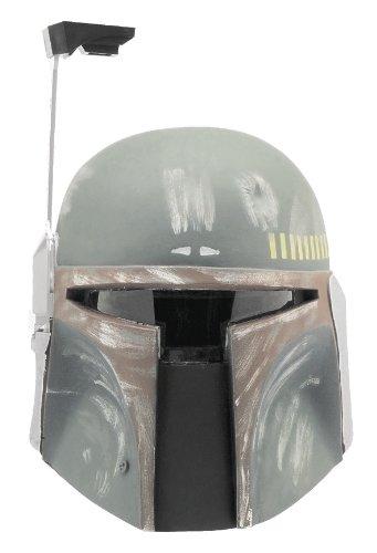 Star Wars Máscara Boba Fett