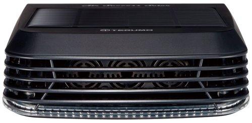 テルモ 消臭専用機 【ドライブを快適にする車載用モデル】 エアーサクセス ソーラーAM-PB04B