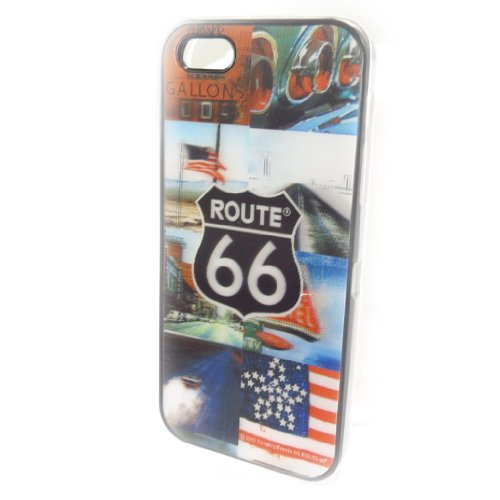 Creador hull 'Route 66' iphone 5.