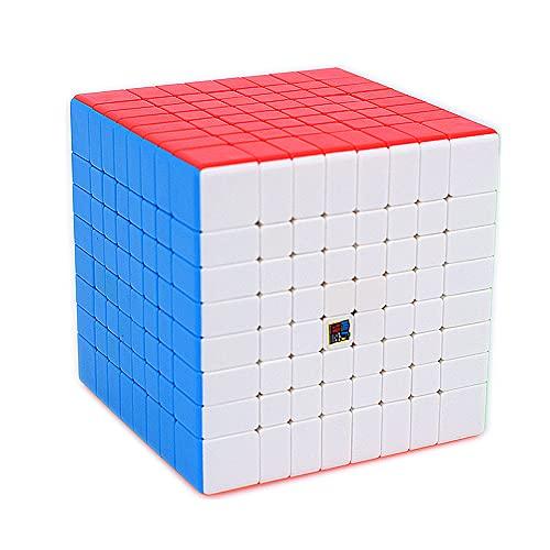 LiangCuber Moyu Meilong 8x8 Speed Cube stickerless Mofang Jiaoshi 8x8x8 Magic Cube Puzzles