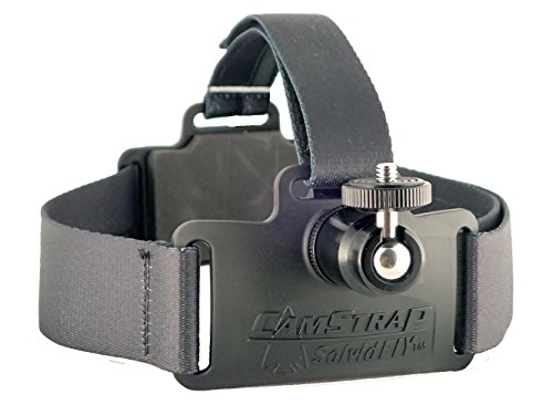 Solvid CamStrap Pro Universal Head Cam Mount (Black)