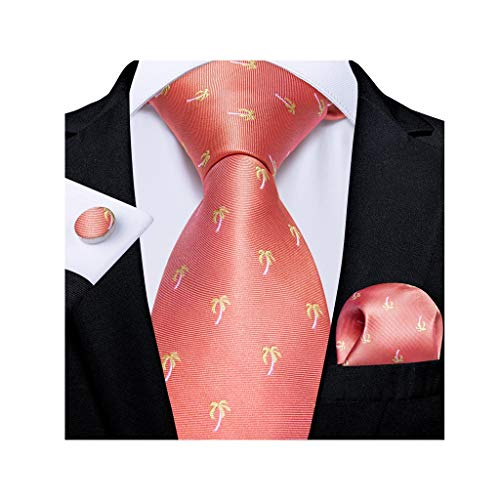 WYBFZTT-188 Classic Wide Men's Silk Lazs Set Business Body Tie Body Pocket Square Gemelos Regalos para Hombres (Color : A)