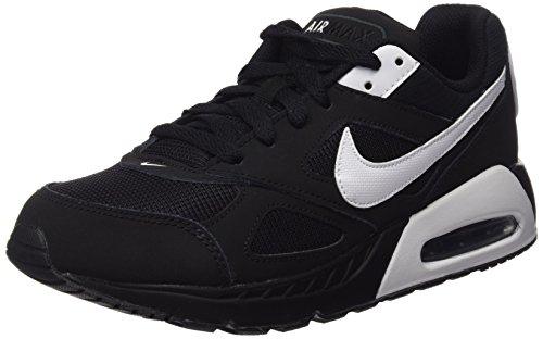 Nike Jungen Air Max Ivo (GS) Low-top, Black (Schwarz/Weiß Weiß), 36 1/2 EU