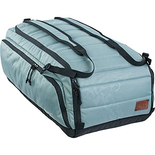 Evoc Sac Gear Bag Bolso de Gimnasio, Gris, 55 litres Unisex Adulto