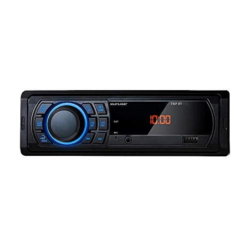 Som Automotivo Multilaser Trip BT MP3 4 x 25WRMS FM/USB/AUX - P3344