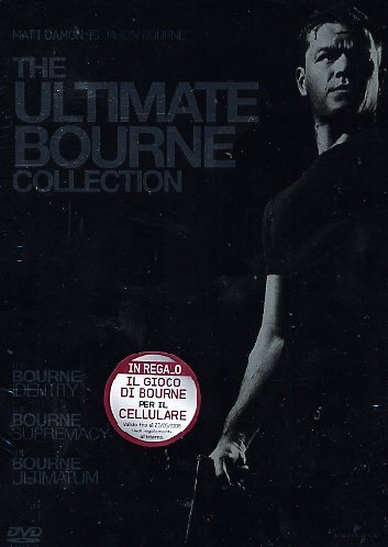 Ultimate Bourne Box Dvd S/T It 3er