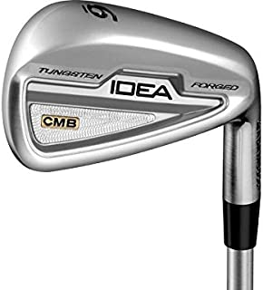 Adams Idea CMB Iron Set 4-PW GW Steel Right Handed 38.25 in