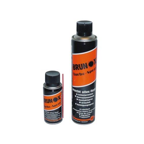 BRUNOX Turbo-Spray (Design: 100 ml Spray) Lubrifiant vélo