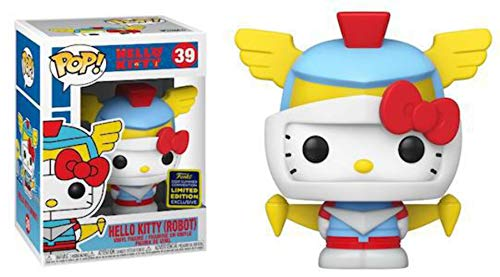 Funko Pop! Hello Kitty Kaiju Robot 2020 Summer Convention Shared Exclusive