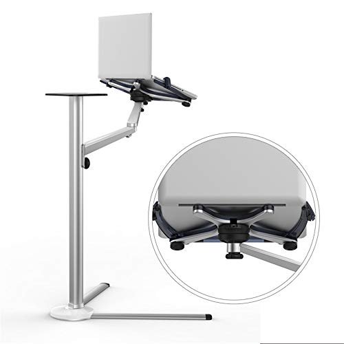 Tabletstandaard, luifel universeel Bedside statief tablet mobiele telefoon laptop standaard biedt de beste kijkhoek