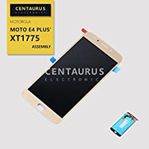 Replacement for Motorola Moto E4 Plus XT1775 5.5-inch Replacement LCD Display Touch Screen Digitizer Assembly