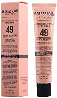 [Renewal] W.DRESSROOM Perfume Hand Cream(NO.49 PEACH BLOSSOM) /パフューム ハンドクリーム [並行輸入品]