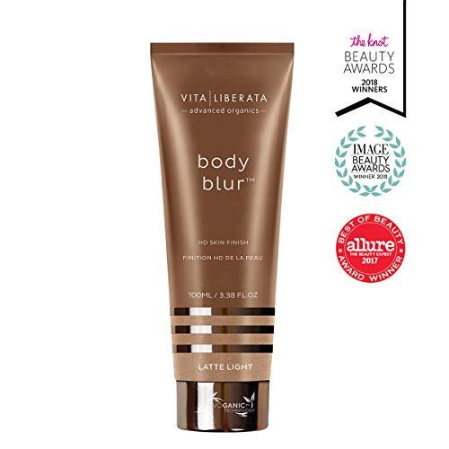 Autoabbronzante e fondotinta per il corpo Body Blur Instant HD Skin Finish, 100ml, Vita Liberata Body Make Up
