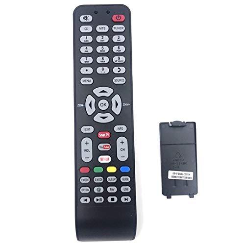 Mintata2019 06-519W49-C005X – Mando a Distancia para TCL/Hyundai/EKT/HKPro/VISIVO/Kalley Smart TV