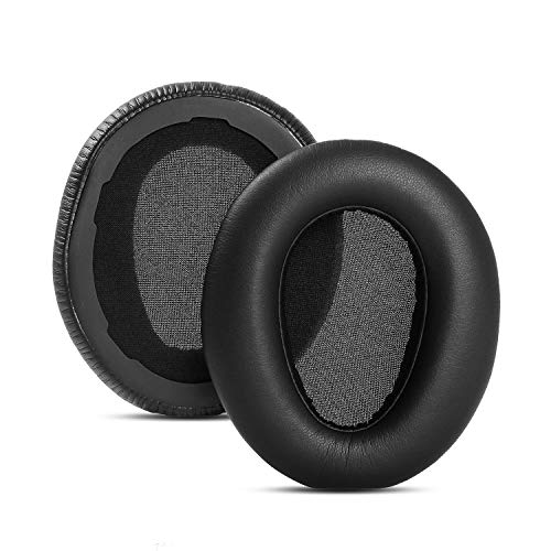 Upgraded Ear Pads Cushions Cups Replacement Foam Earpads Compatible with Sony MDR-ZX770BN MDR-ZX780DC MDR-ZX770BT Headphone Headset
