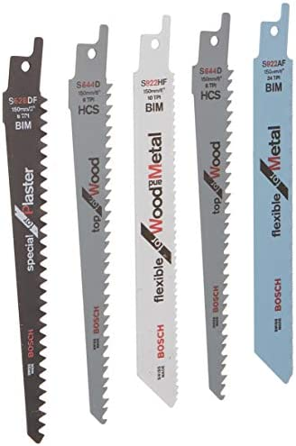 Bosch Genuine OEM Replacement Recip Saw Blade # RM918B-50PK