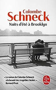 Nuits d'été à Brooklyn par Colombe Schneck