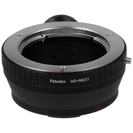 Fotodiox Lens Mount Adapter Minolta Md Mc Camera Photo