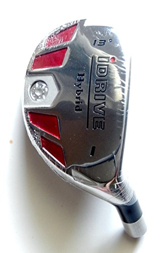 New Integra I-Drive Hybrid Golf Club #1-13° Right-Handed with Graphite Shaft, U Pick Flex (Regular)