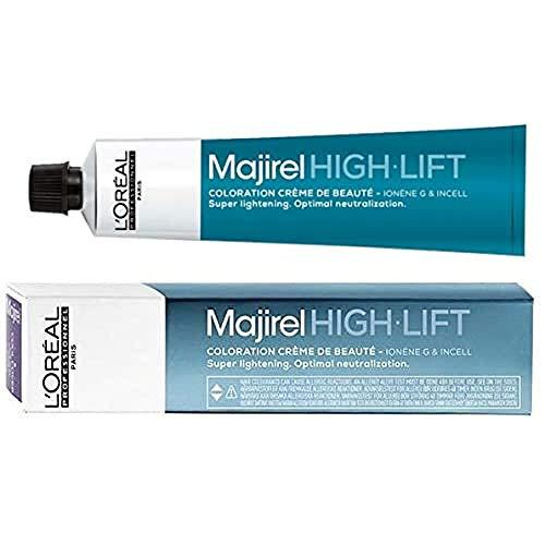 L'Oréal Professionnel Majirel High Lift asch violett Aufhellung bis zu 4 Tonhöhen, 50 ml