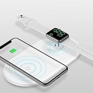 Suporte Baseus Carregador Sem Fio Iphone e Apple Watch