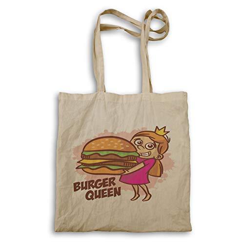 INNOGLEN Burger Queen Huge Burger Tragetasche ee926r