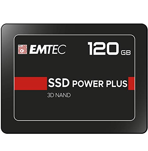Emtec X150 120 GB Interne SSD Power Plus 3D NAND