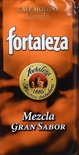 FORTALEZA café molido mezcla paquete 250 gr