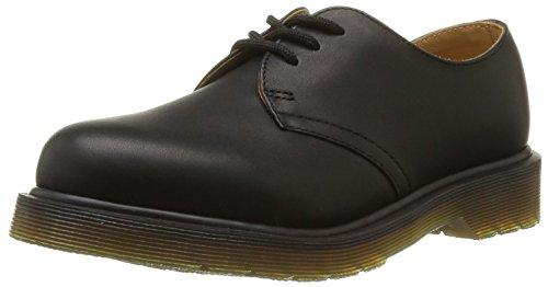 Dr. Martens 1461, Zapatos de Cordones Unisex Adulto, Negro, 43 EU