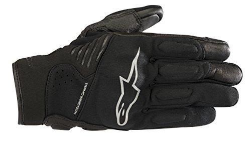 Motorhandschoenen Alpinestars Stella Smx-2 Air Carbon V2 Handschoen Zwart, Zwart, M onbekend S Zwart/Zwart