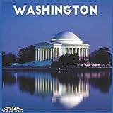 Washington 2021 Wall Calendar: Official US State Calendar 2021