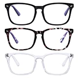 Best Glasses For Computers - Unisex Blue Light Blocking Glasses Blue Filter Computer Review